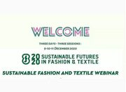 SUSTAINABLE FUTURES in FASHION TEXTILE 9,10,11 Декабря 2020